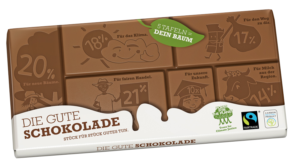 Die Gute Schokolade by the Good Shop