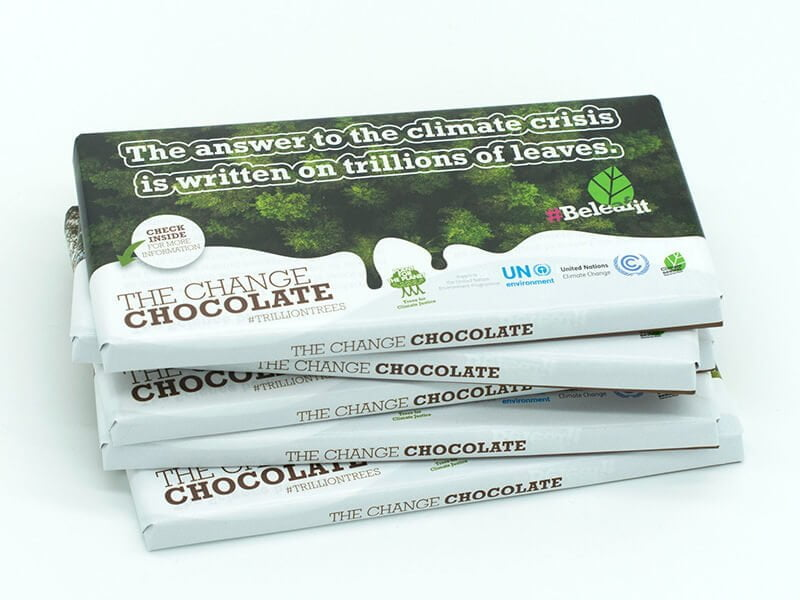 The Change Chocolate COP Climate